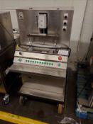 Vacuum Silicone Lipstick Release Machine, Model LA01, S/N A1112002