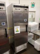 Coldco Stainless Steel Freezer, Model BSD-1F, S/N BSD-1F15061413002