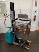 (2016) Citus Kalix Mobile Kettle, 20 litre capacity, adjustable speed stirrer, hermetic lid with