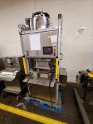 Riteway 12 Nozzle Filling Machine, Model LS08, S/N A1412006-3,12 mold process, w/ 20L double