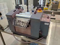 Exakt Three Roll Mill, Model, Exakt80 (2013)