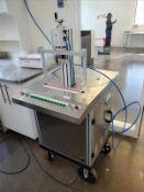 Vacuum Silicone Lipstick Release Machine,] Model LV02, S/N A100819-1