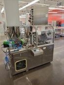 Kinge Blister Packing Machine, model DDP-80, w/ Siemens Smart Line controller, 57x88mm, 57x88mm