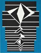 Victor Vasarely - Les annees cinquante 5Sérigraphie originale sur papierSignée au crayon et