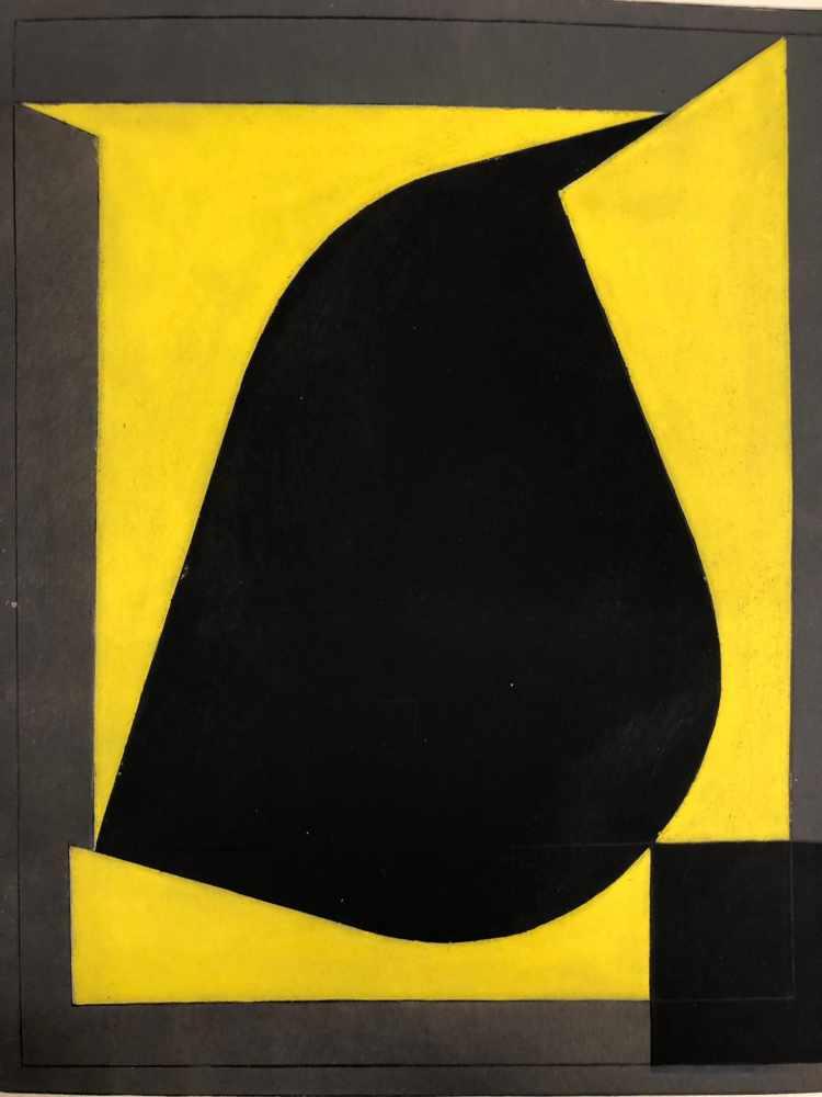 """Lot 44 - Victor Vasarely - XXe siècle 10Pochoir en couleurs pour """"XXe siècle"""" N10Édition limitée à 2000 ex"""