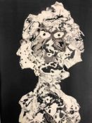 Jean Dubuffet - Personnage 1955 I