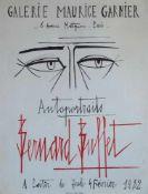 Bernard Buffet - Autoportrait, 1982