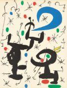 Joan Miro - Les Essencies de la Terra II