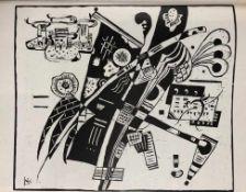 Wassily Kandinsky - XXe siècle II, 1966