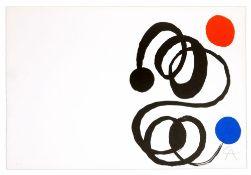Alexander Calder - Enfoncez le mot...