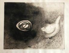 Alfred Hofkunst - Eggsplosion, 1970