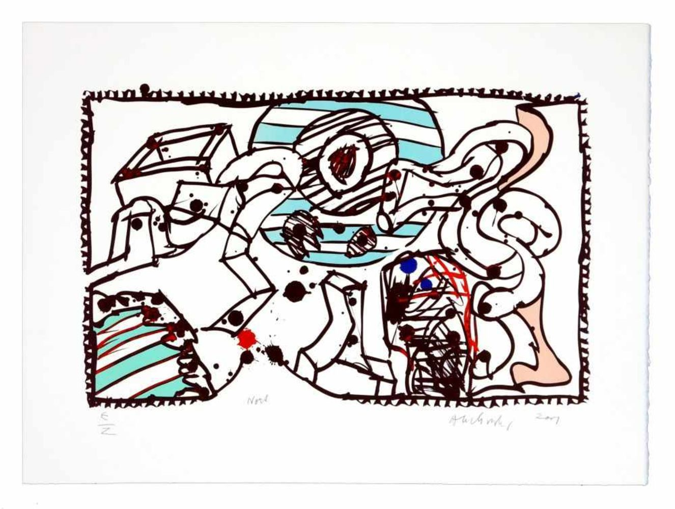 Alechinsky, Christo, Combas, Picasso, Vallotton... Modern & Contemporary Art