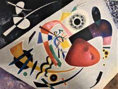 Wassily Kandinsky - Tâche rouge