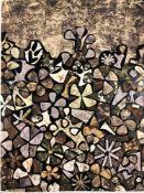 Jean Dubuffet - Jardin de quite-vite, 1957