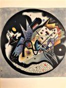 Wassily Kandinsky - Dans le cercle noir