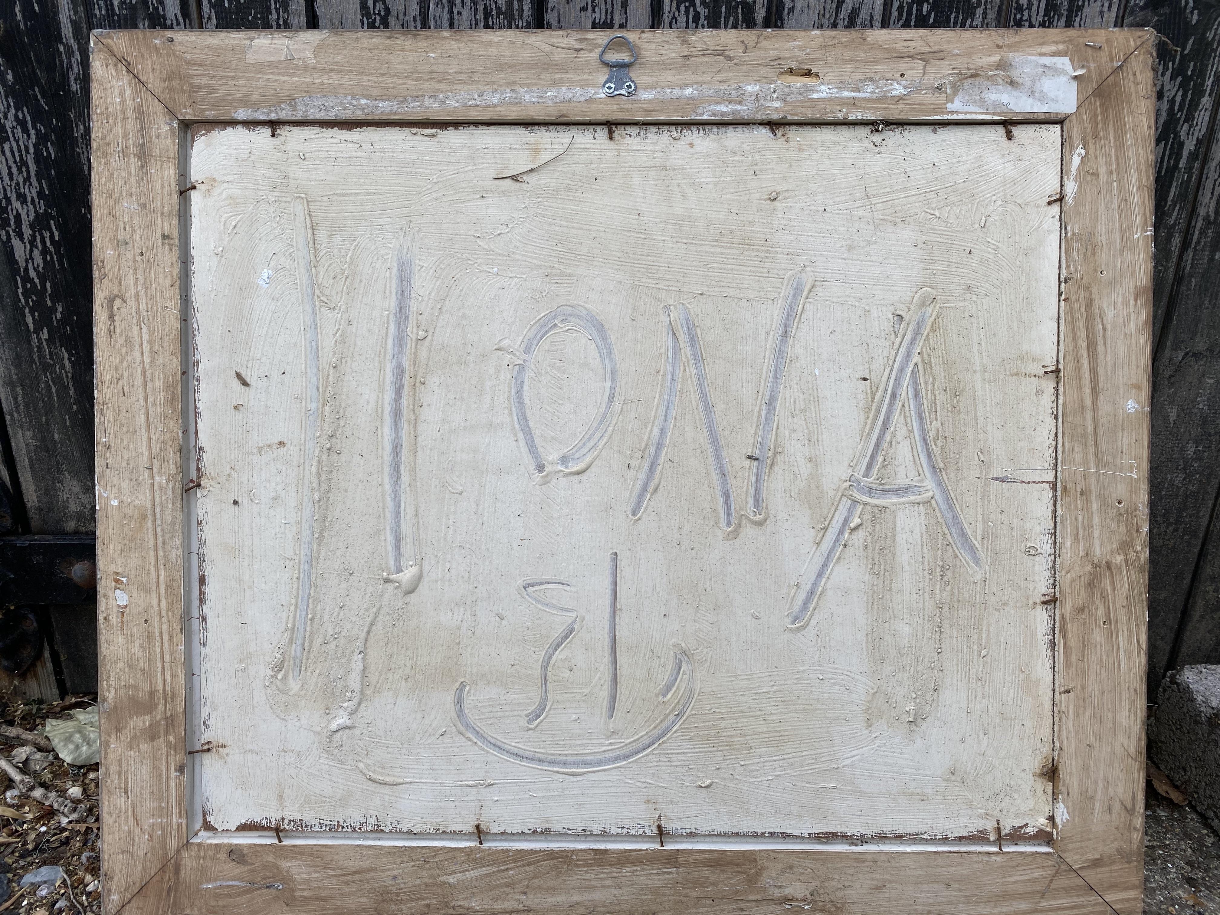 Lot 53 - Scottish School (20th century) A view of Iona