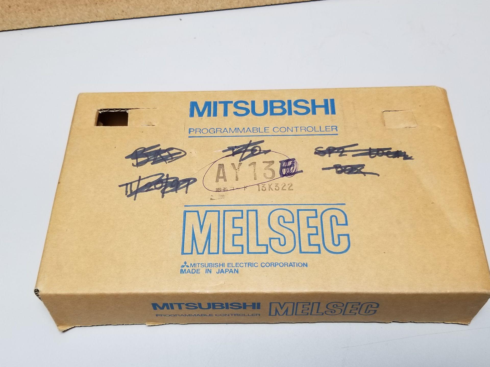 Lot 39 - UNUSED MITSUBISHI MELSEC AY13 PLC MODULE