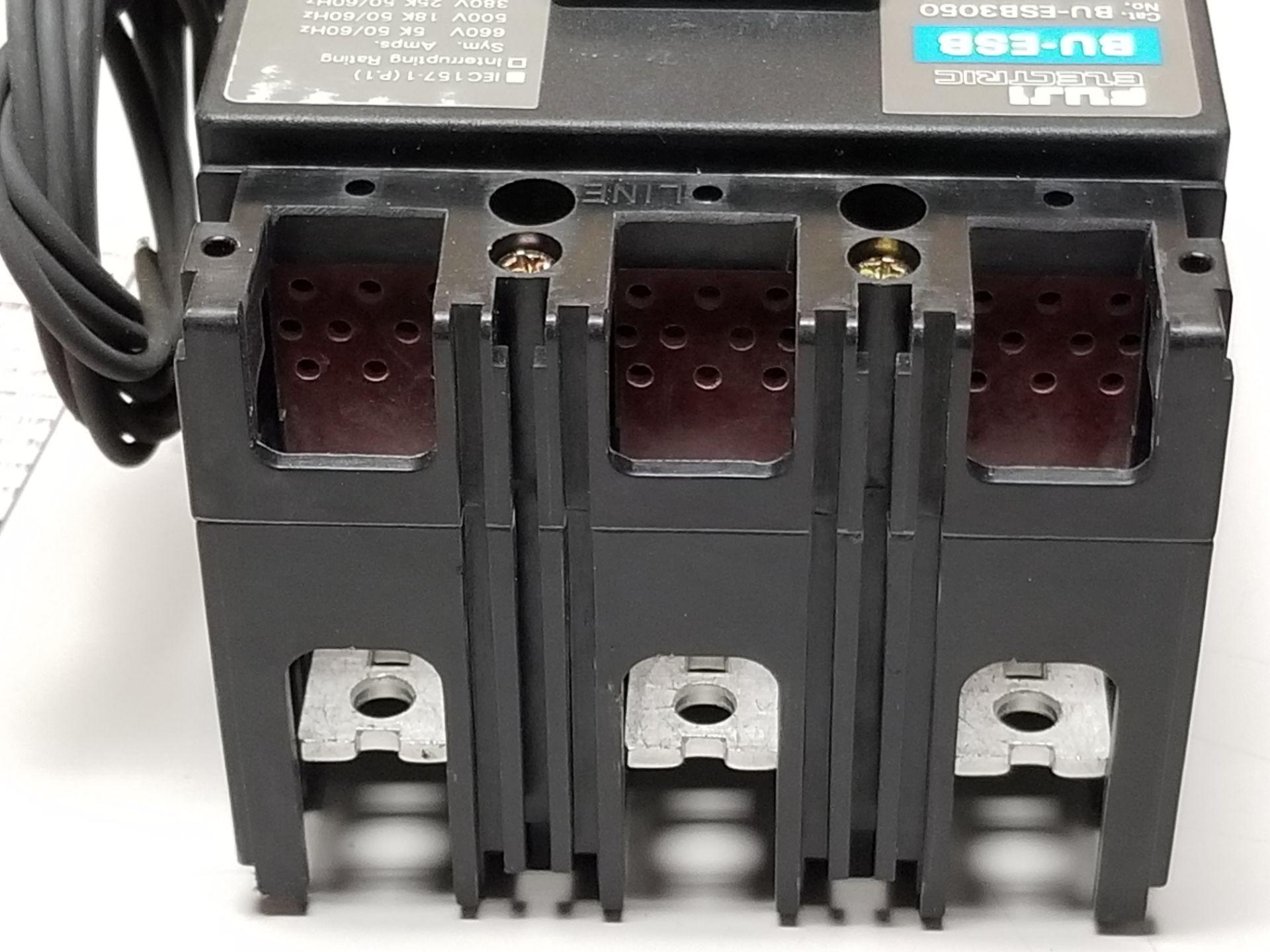 Lot 25 - New Fuji 50A Circuit Breaker
