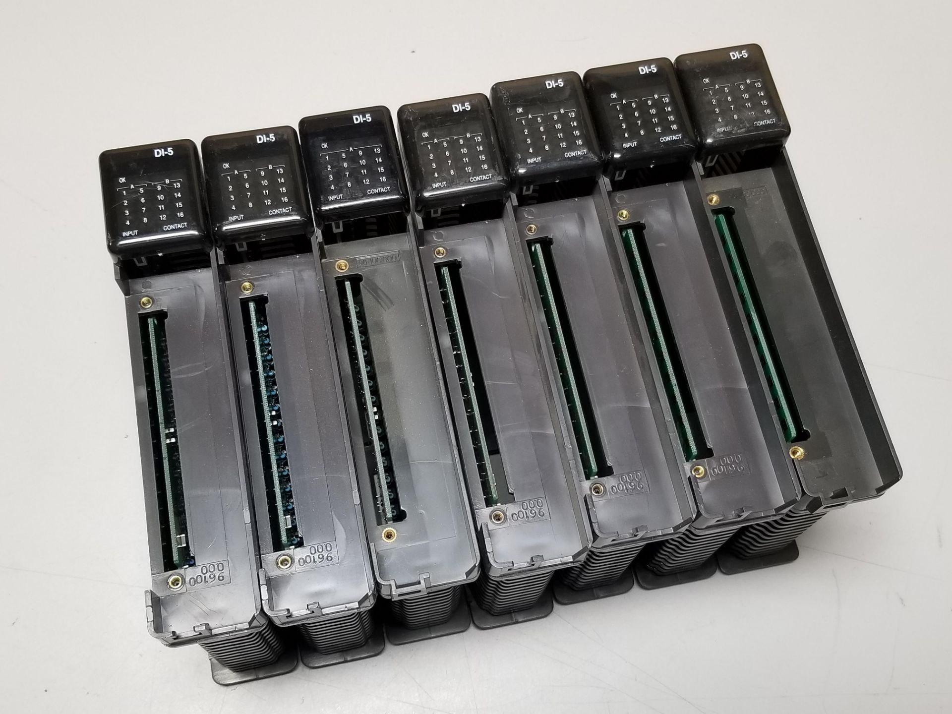 Lot 10 - LOT OF 7 KINGFISHER PLC MODULES