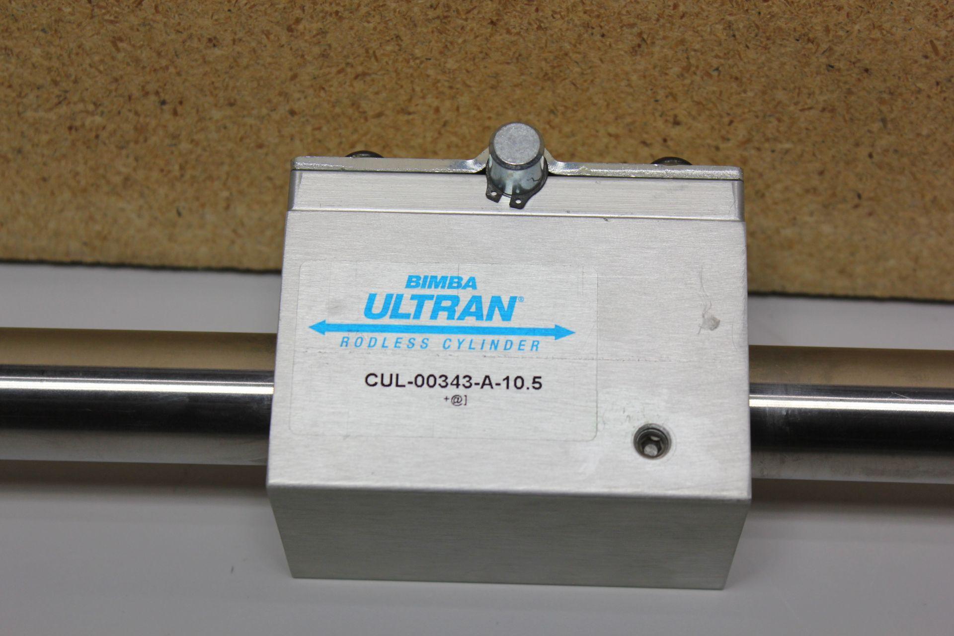 NEW BIMBA ULTRAN RODLESS CYLINDER - Image 5 of 6