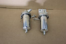 LOT OF PALL STAINLESS STEEL FILTER HOUSINGS