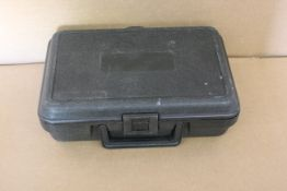 NEWPORT OPTICAL POWER METER WITH CASE