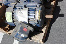 MARATHON ELECTRIC SEVERE DUTY 30HP MOTOR