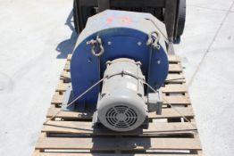 LARGE BALDOR 10HP INDUSTRIAL MOTOR AND BLOWER