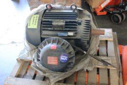 MARATHON ELECTRIC 75HP INDUSTRIAL MOTOR