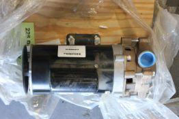 NEW SHURLFLO BRONZE/BRASS CENTRIFUGAL PUMP W/ BALDOR MOTOR
