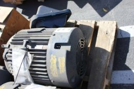 MARATHON ELECTRIC SEVERE DUTY 25HP MOTOR