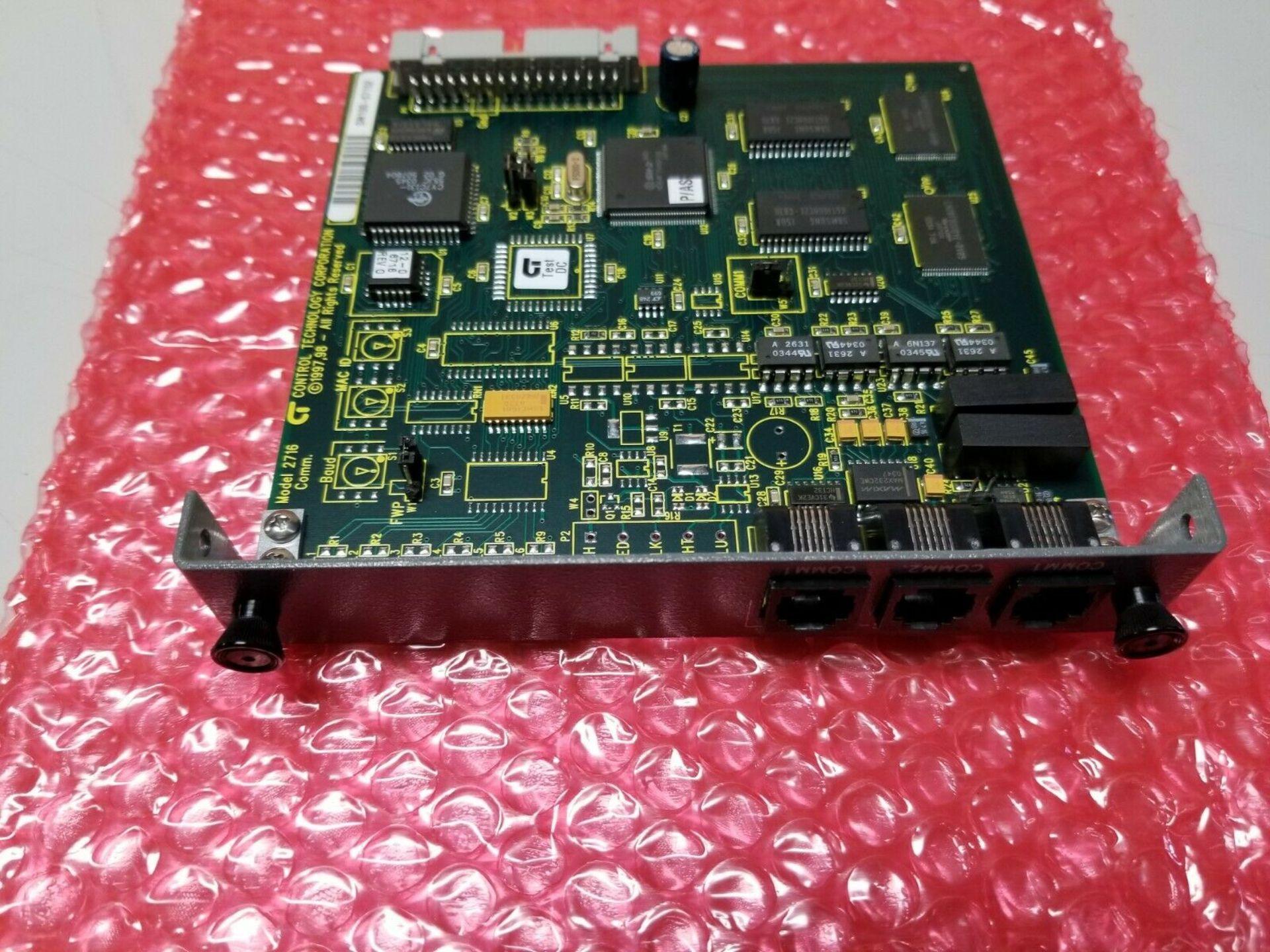 Lot 633 - CONTROL TECHNOLOGY PLC MODULE