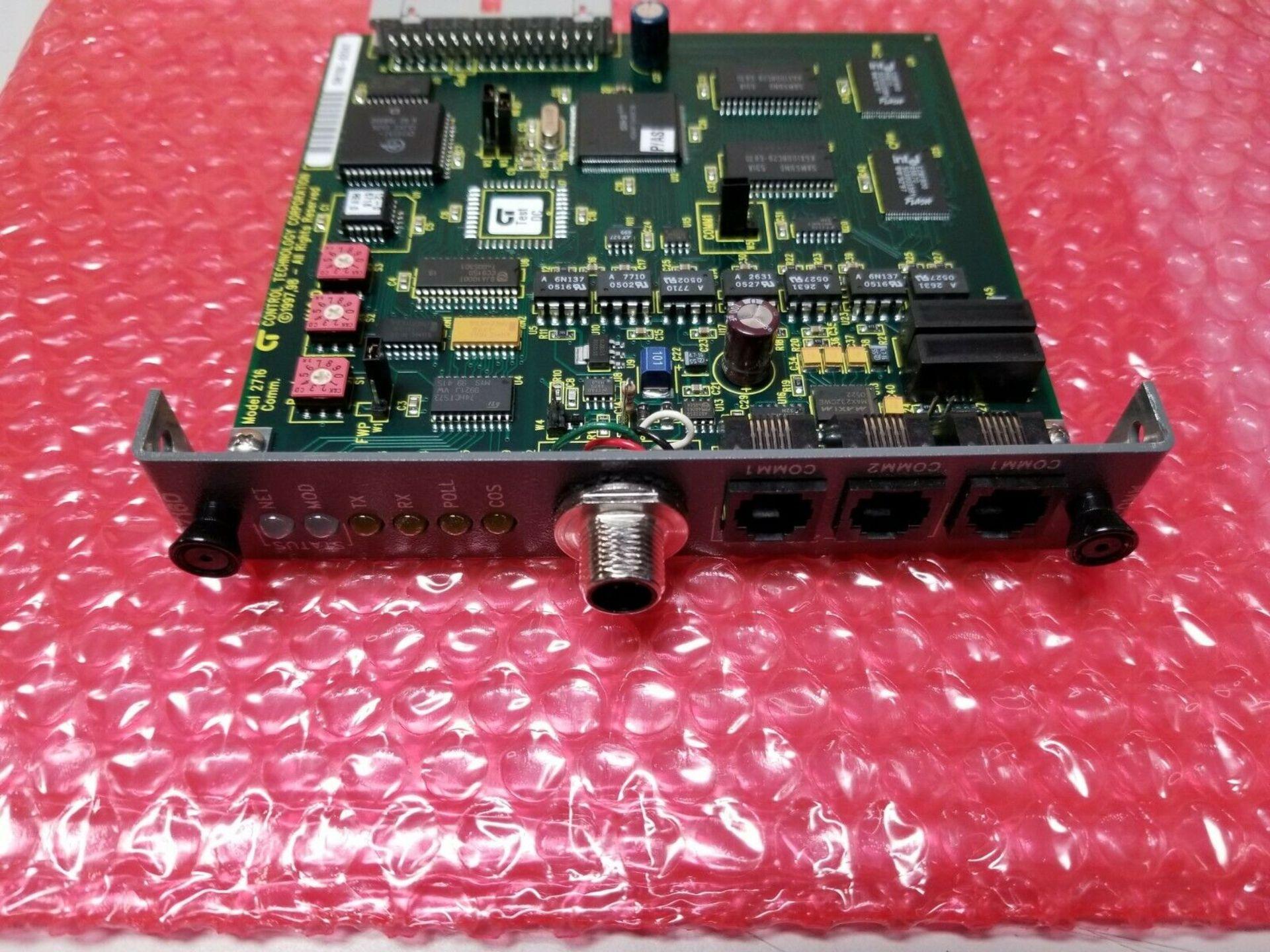 Lot 632 - CONTROL TECHNOLOGY PLC MODULE