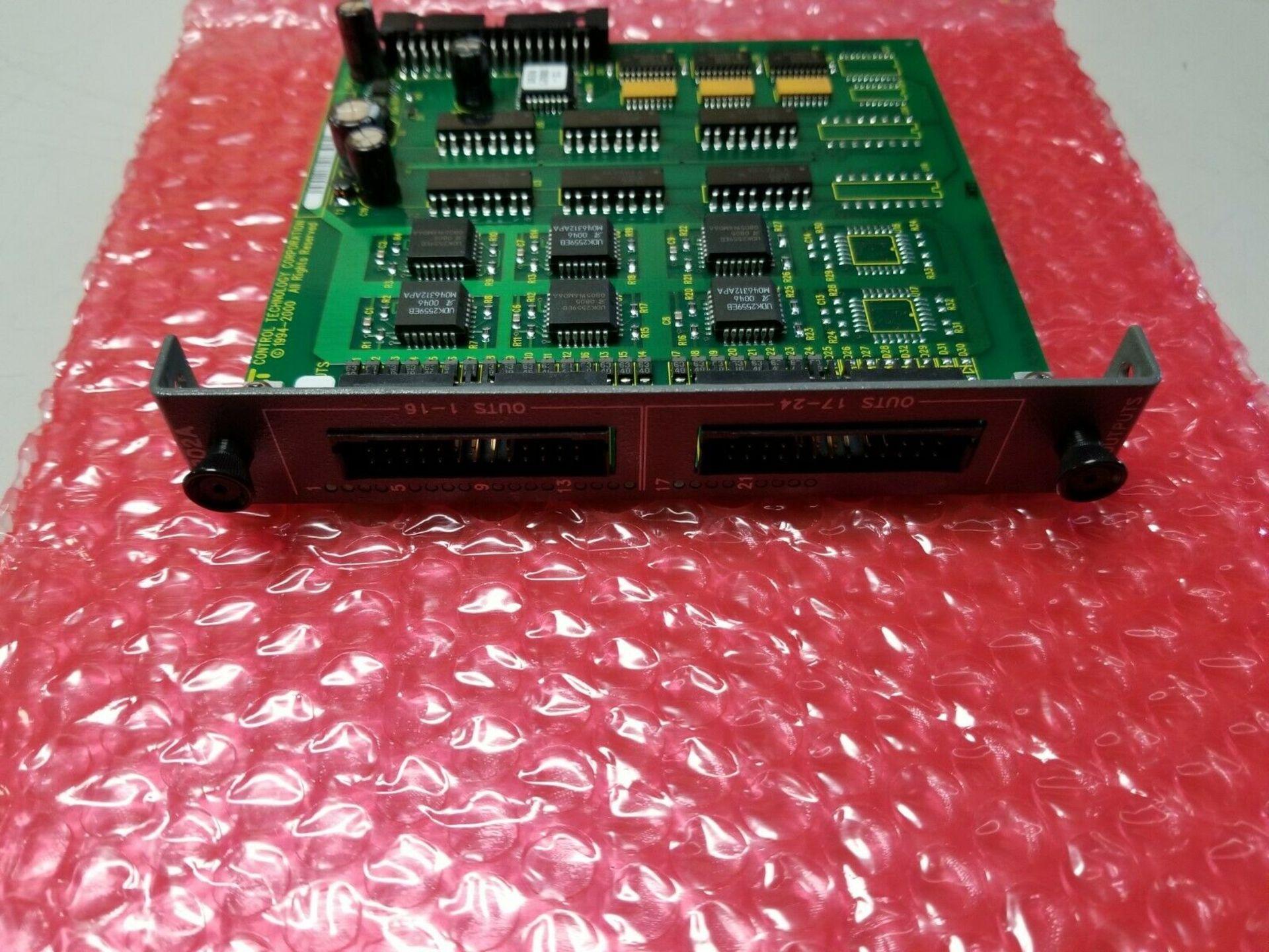 Lot 636 - CONTROL TECHNOLOGY PLC MODULE