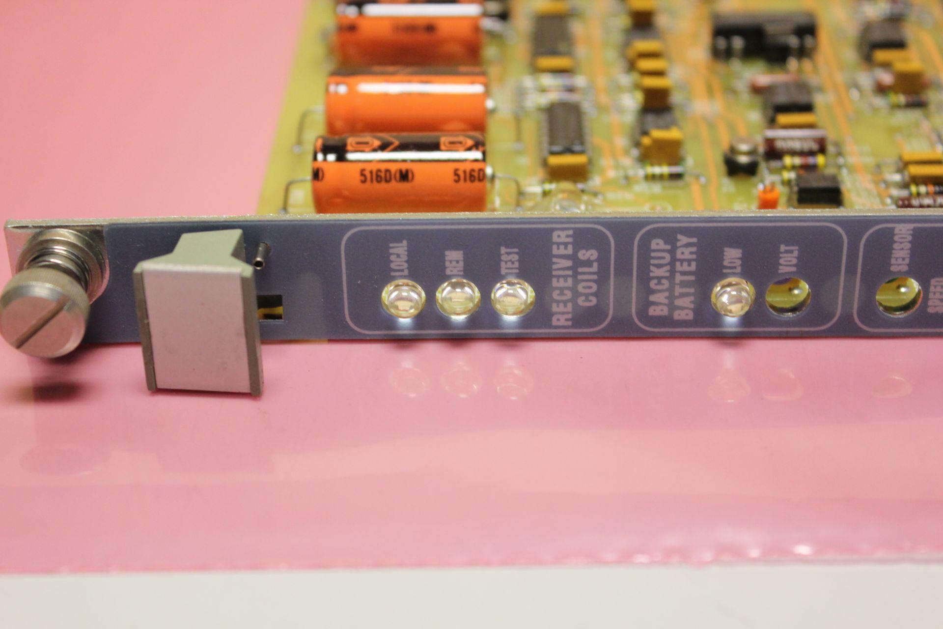 Lot 30 - USSI/ANSALDO MULTI-FUNCTION CONTROL MODULE