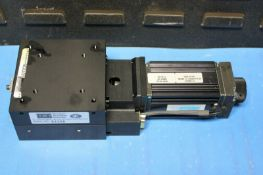 NEAT PRECISION LINEAR STAGE WITH ELCOM SERVO MOTOR