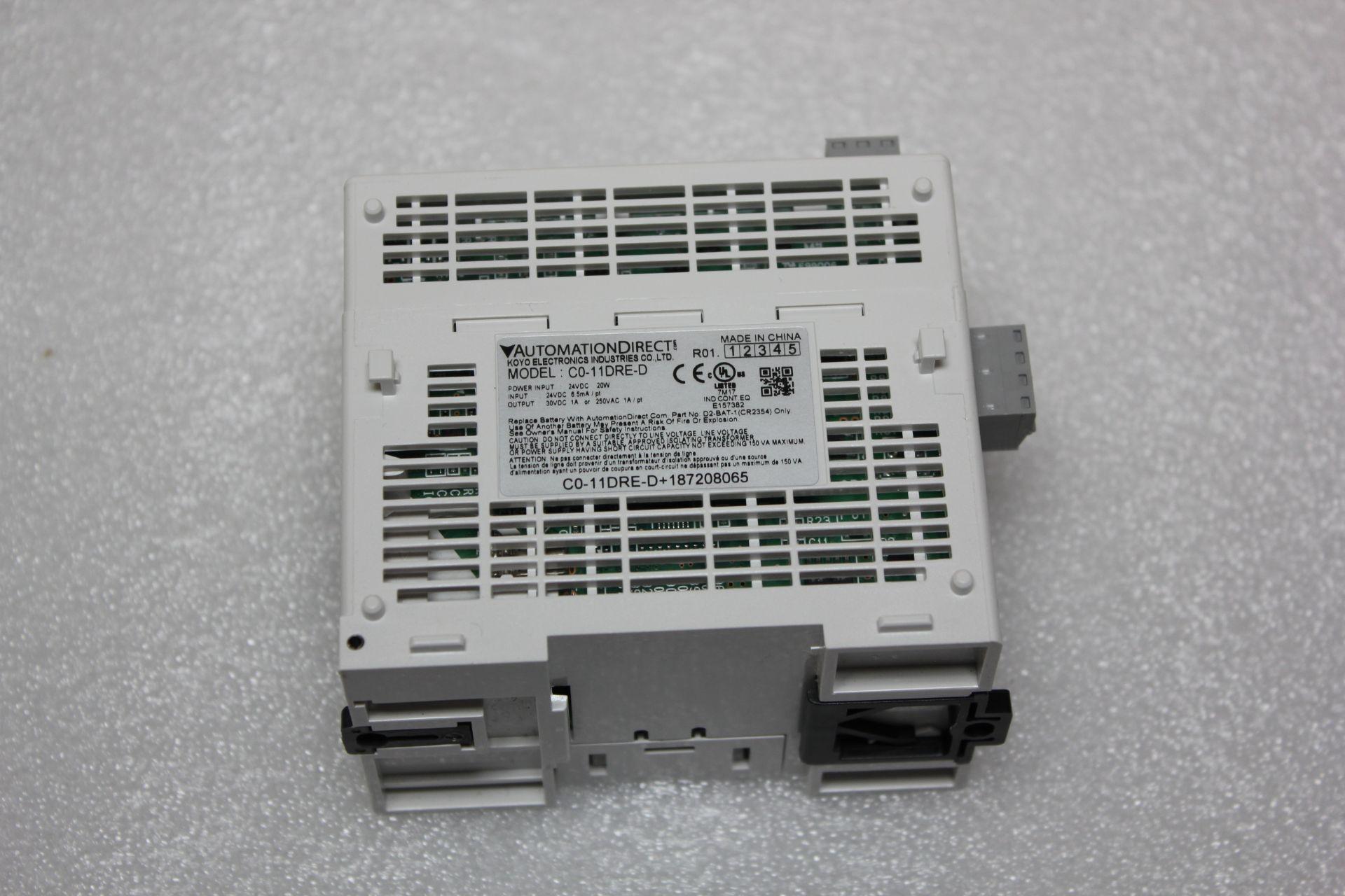 Lot 59 - KOYO CLICK PLC ETHERNET MODULE