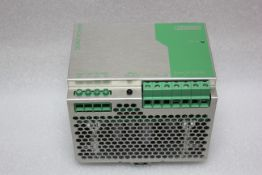 PHOENIX CONTACT AUTOMATION QUINT POWER SUPPLY