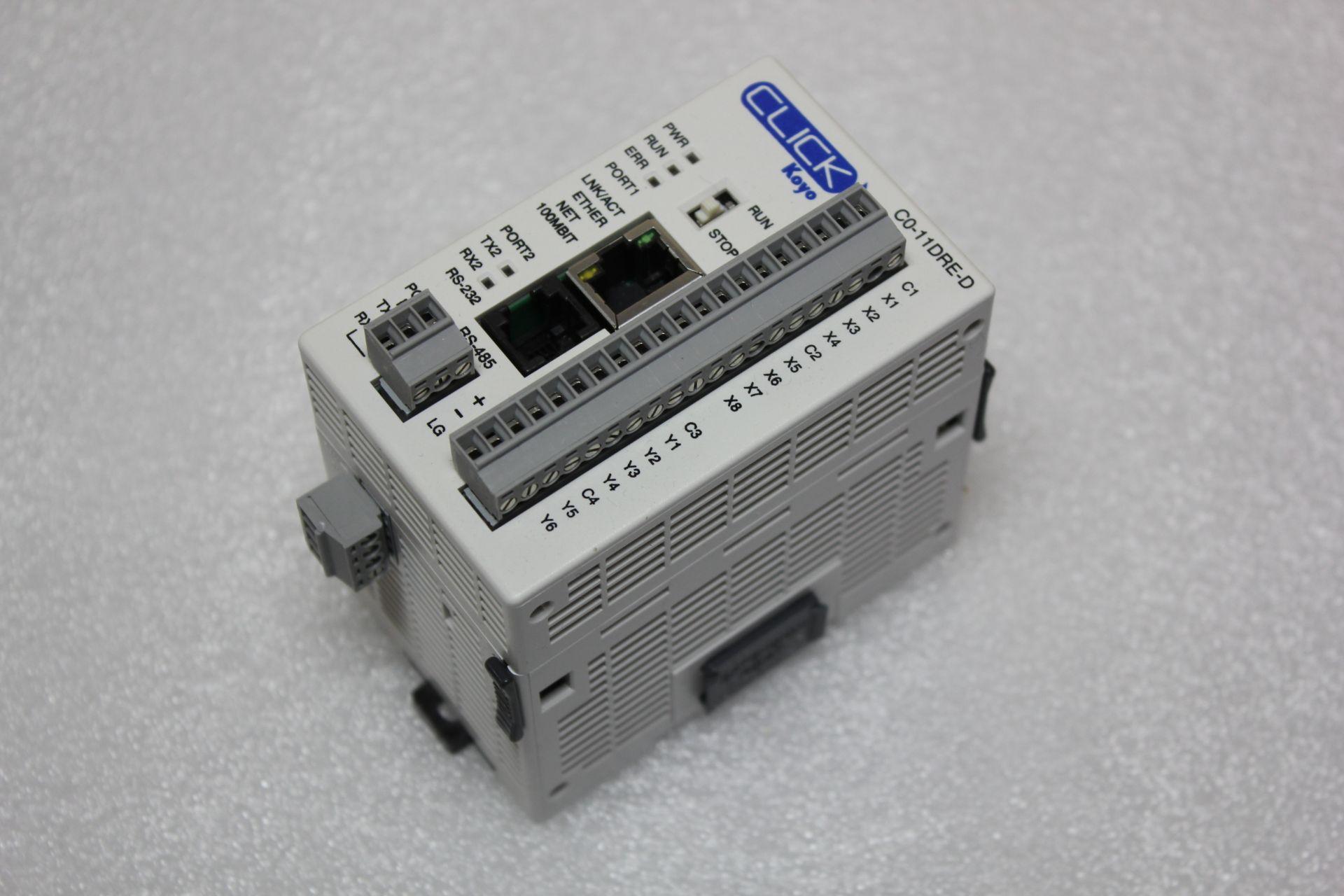 Lot 58 - KOYO CLICK PLC ETHERNET MODULE