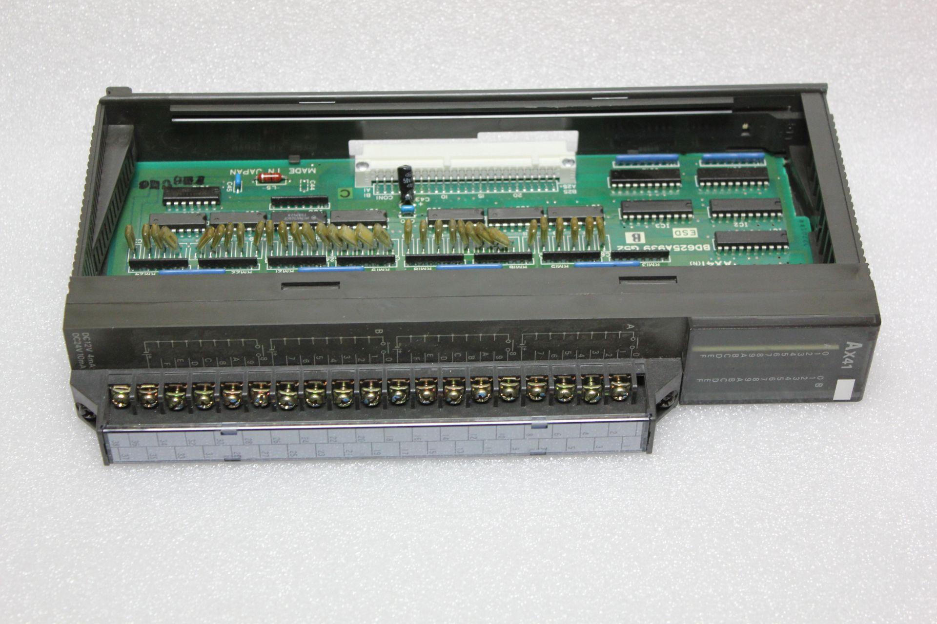 Lot 3 - MITSUBISHI PLC MODULE