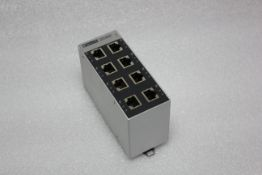 PHOENIX CONTACT INDUSTRIAL ETHERNET SWITCH MODULE