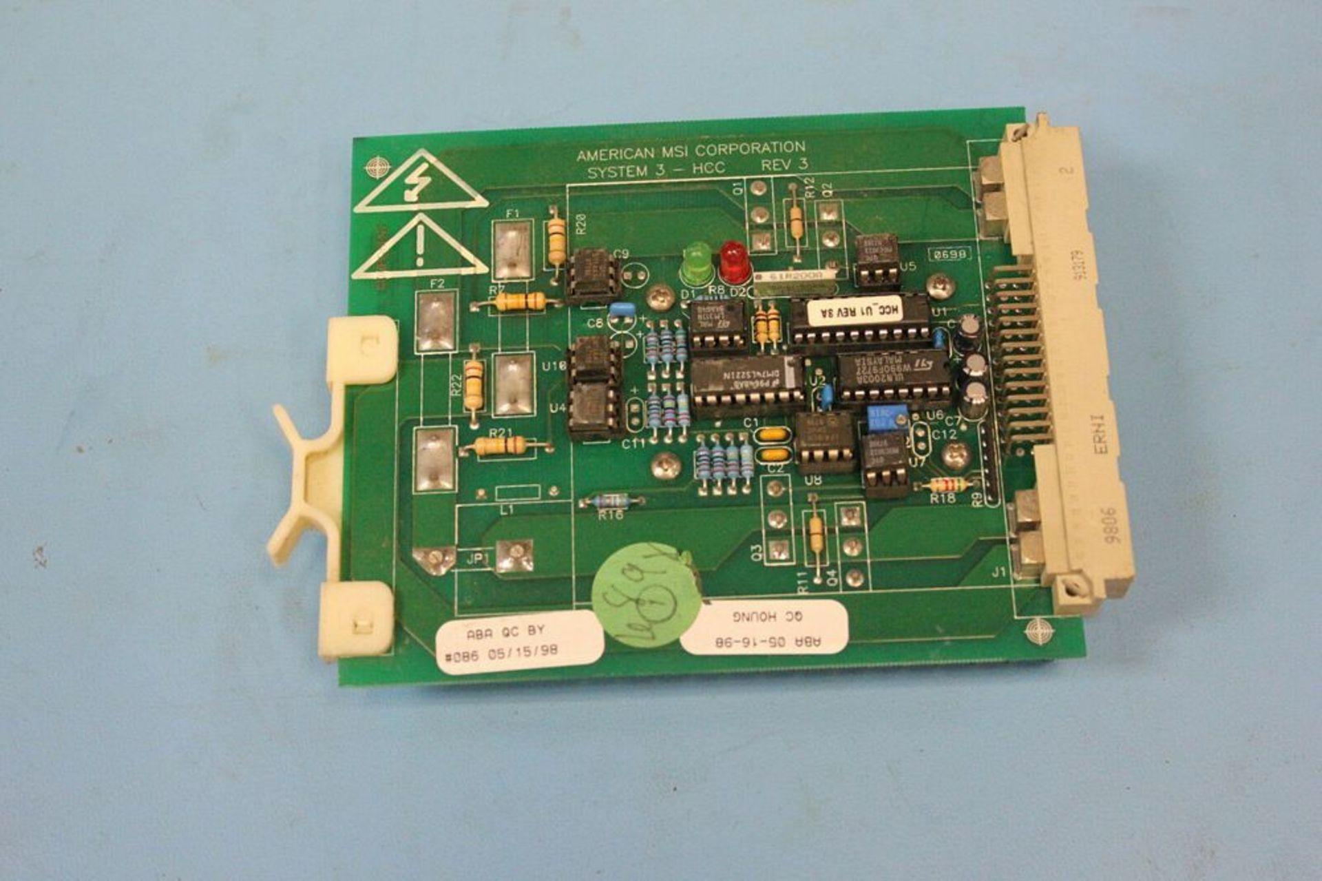 Lot 1130 - AMERICAN MSI HOT RUNNER SYSTEM MODULE