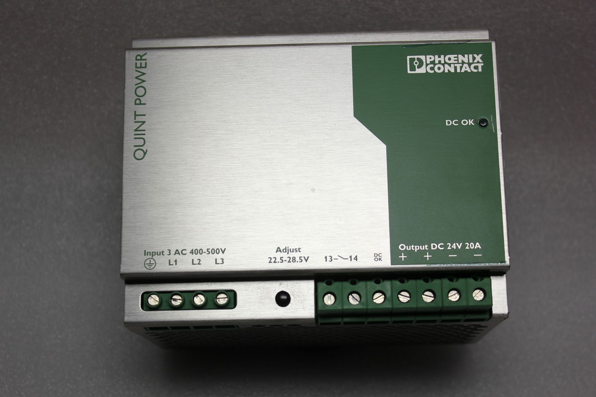 Lot 11 - PHOENIX CONTACT AUTOMATION QUINT POWER SUPPLY