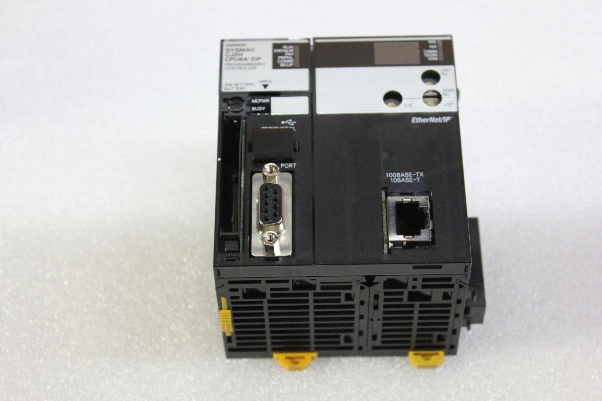 OMRON PLC CPU PROCESSOR