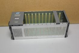 CONTROL TECHNOLOGY 11 SLOT PLC RACK/CHASSIS