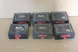 LOT OF 6 KULITE TRANSDUCERS IN CASES