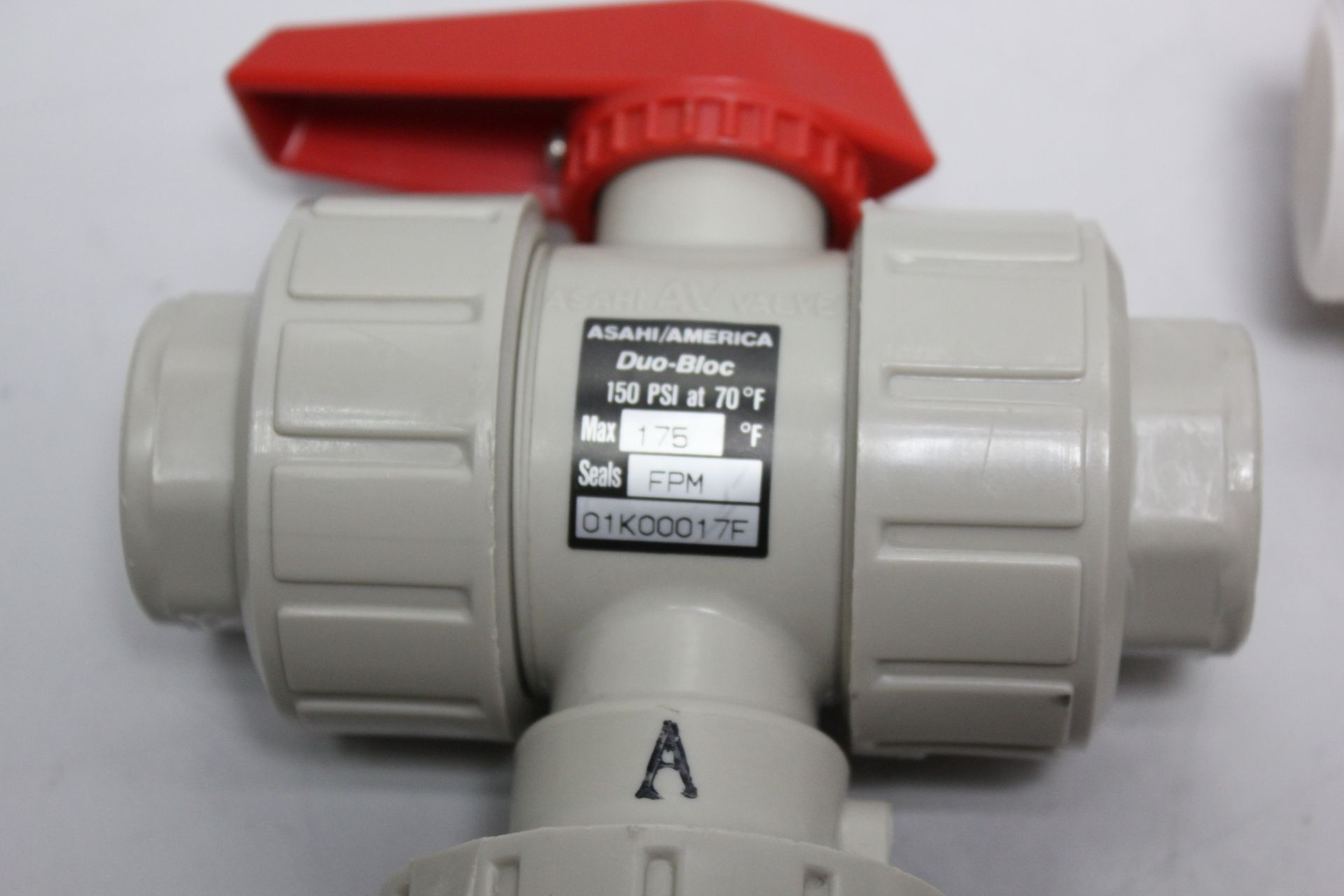 LOT OF UNUSED ASAHI BALL VALVES - Image 2 of 5