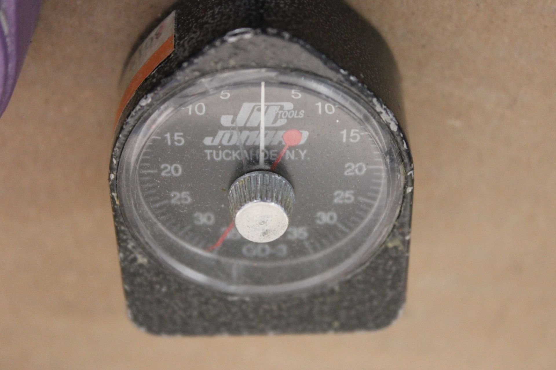 LOT OF 5 TENSIONS GAUGES - Image 3 of 3