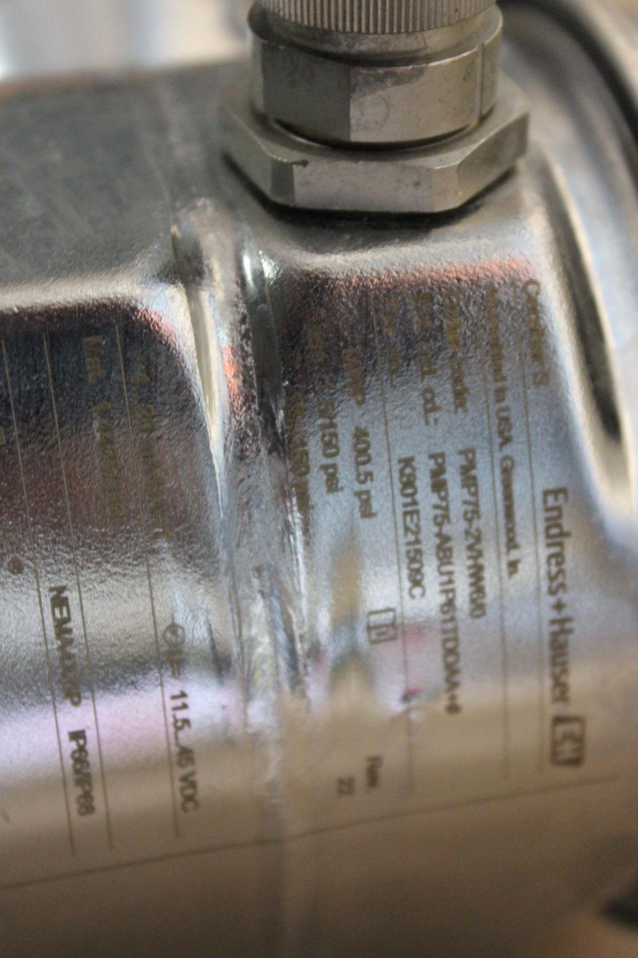 ENDRESS HAUSER CERABAR S DIGITAL PRESSURE TRANSMITTER - Image 3 of 4