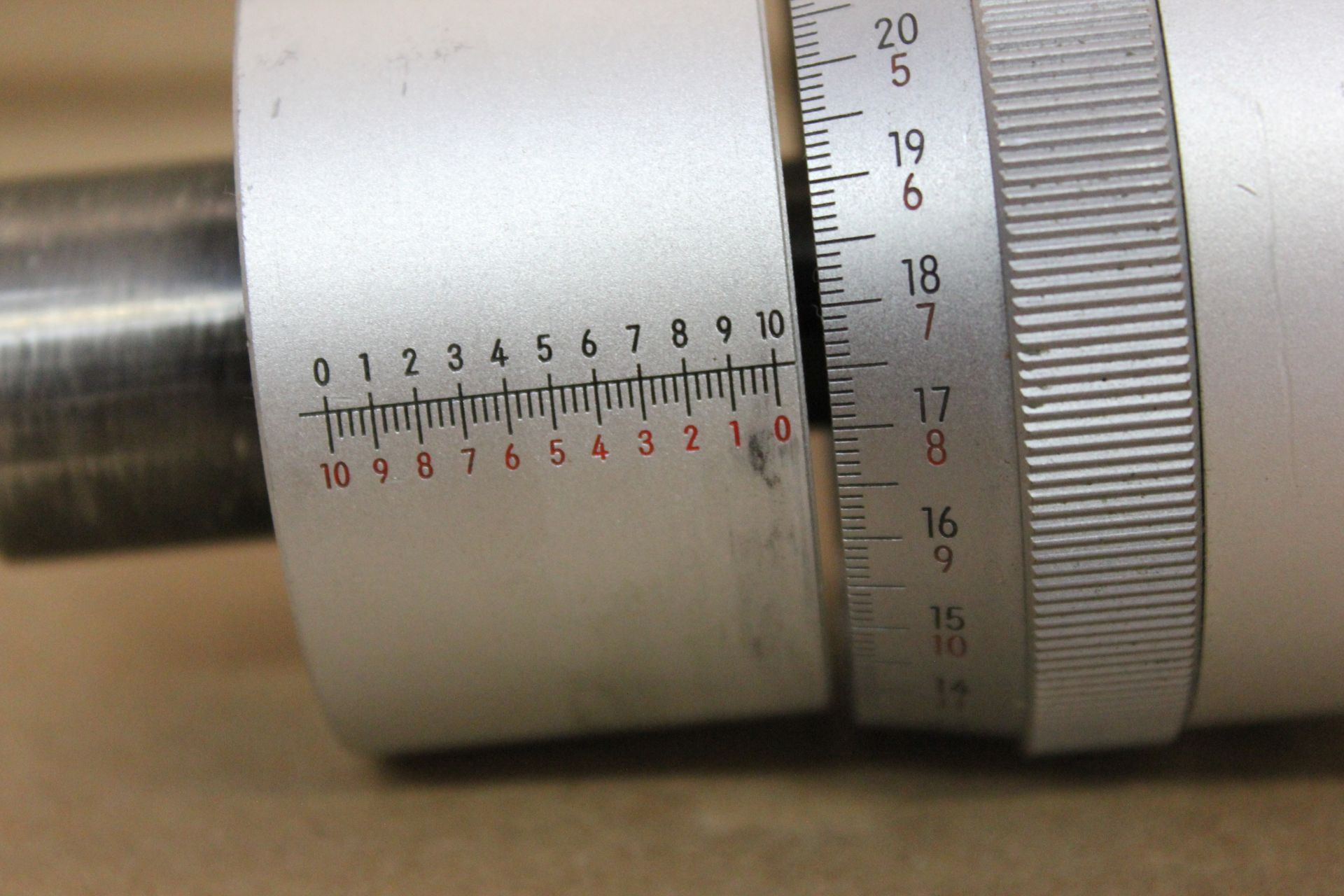 NIPPON KOGAKU MICROMETER HEAD - Image 3 of 3